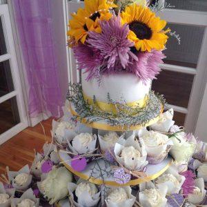 wedding cupcakes in Newport News