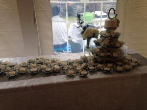Wedding cupcakes Hampton Roads