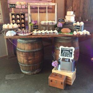 wedding desserts Hampton, VA