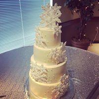 almond wedding cakes Hampton