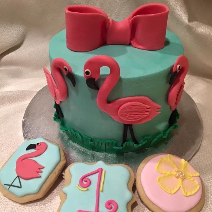 custom cakes in Hampton