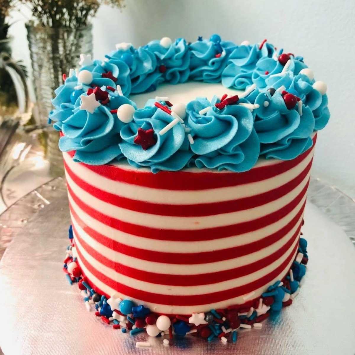 special occasion cake maker